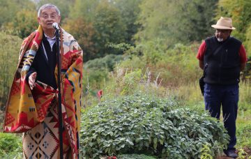 xʷc̓ic̓əsəm: The Indigenous Health Research and Education Garden at UBC Farm